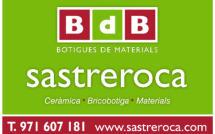 Calendari 1a fase Infantil A 'BDB Sastre Roca'