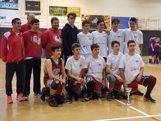 El Cadet 'Ferreteria Ca'n Xic' campió del torneig de Ciutat de Palma
