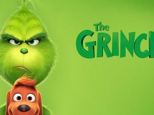Sortida al cinema a veure 'Grinch'