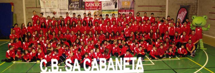 Bàsquet Sa Cabaneta 2014/2015