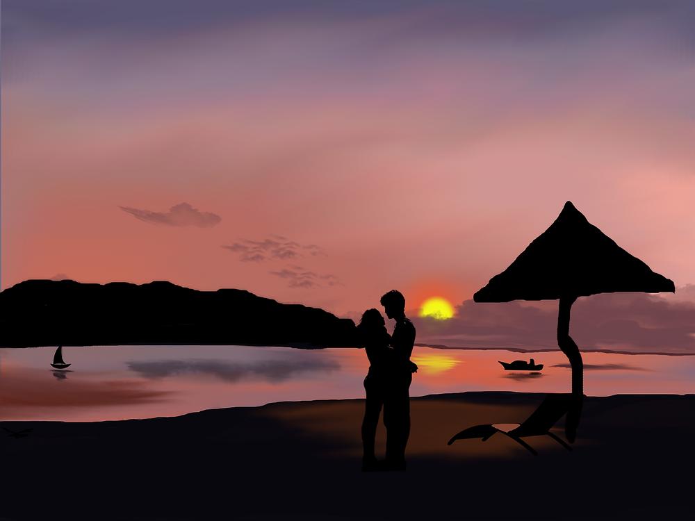 Blog 12Voyance - l'amour à la plage:les pièges à éviter