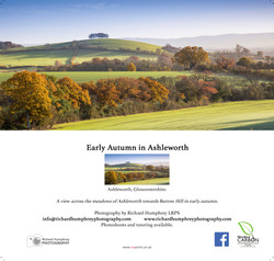 Early Autumn in Ashleworth