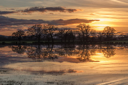 Severn vale floodwater 28_02_21