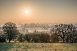 Misty sunrise over the Severn Vale 03_03