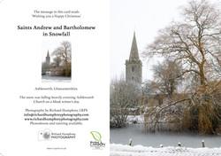 Snowfall on Church