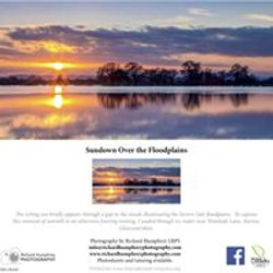 Sundown Over the Floodplain