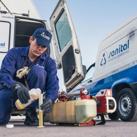 Sanital: la empresa de control de plagas que se destaca en la región