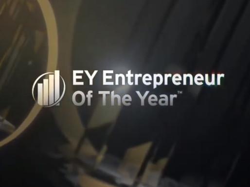 Entregaron los premios Entrepeneur of the Year 2021