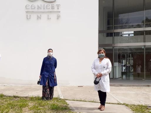 Científicos argentinos y el desafío de emprender en pandemia