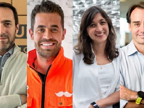 Consejos de cuatro fundadores de unicornios de Latinoamérica