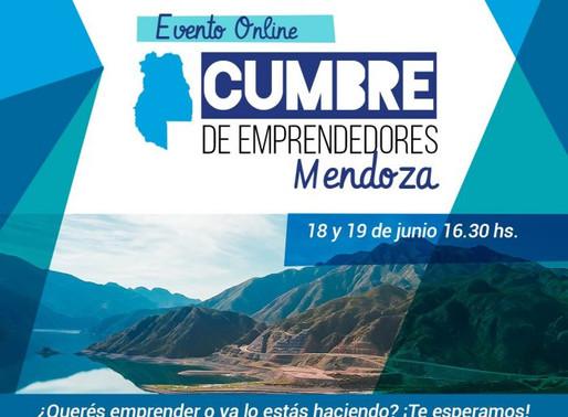 Mendoza será sede virtual de la Cumbre de Emprendedores