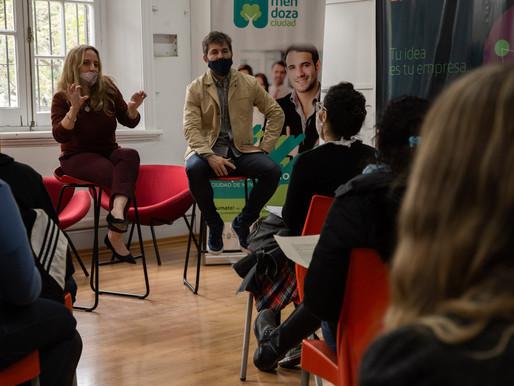 """En el Club de Emprendedores se brindaron detalles sobre """"Mendoza Emprende x100"""""""