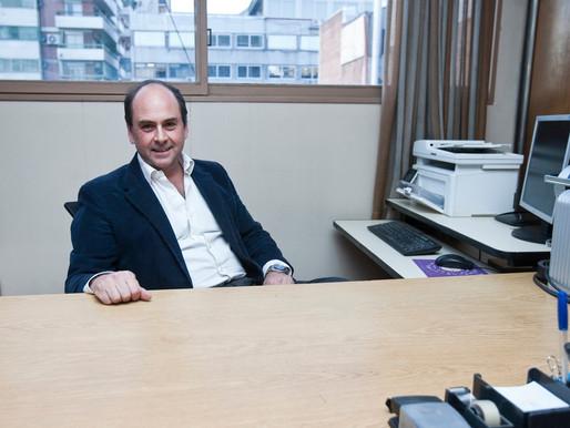 Dalmiro Barbeito es el nuevo presidente de CECIM