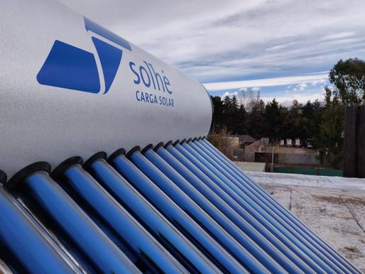 Termotanques solares: gran ahorro y cuidado del planeta