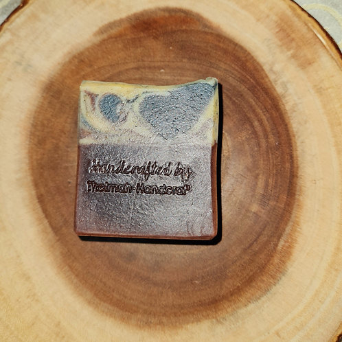 Spicy Cedarwood and Pine Soap