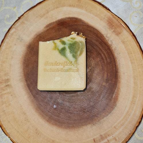 Patchouli Coconut Milk Bar Soap
