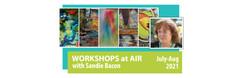 AIR Workshops with Sandie Bacon