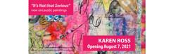 KAREN ROSS Show August 2021
