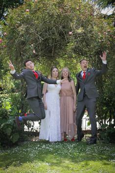 4 Jasmin & Mike - Wedding - GROUPS & COU