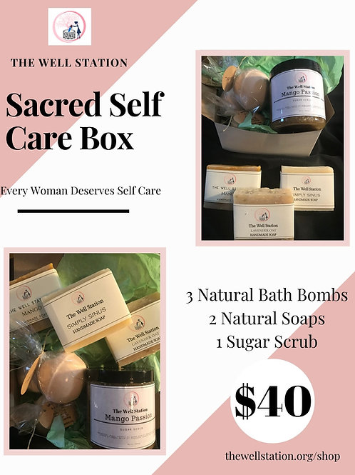 Sacred Self Care Box (Monthly Subscription)