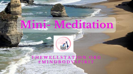 Mini - Meditation