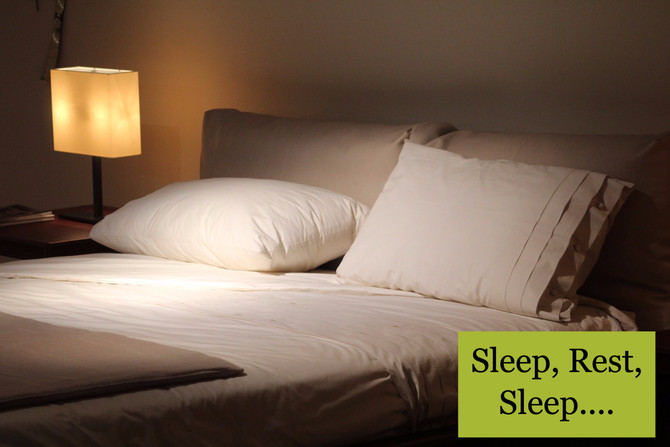 Sleep, Rest, Sleep...