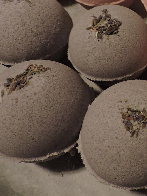 Luscious Lavender Bath Bomb