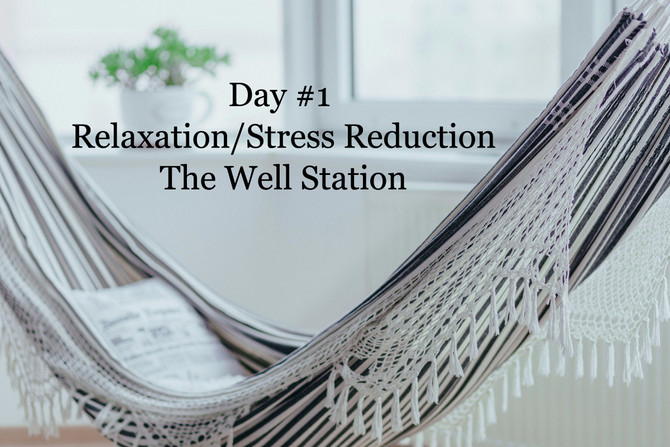 Relaxation/Stress Reduction Challenge