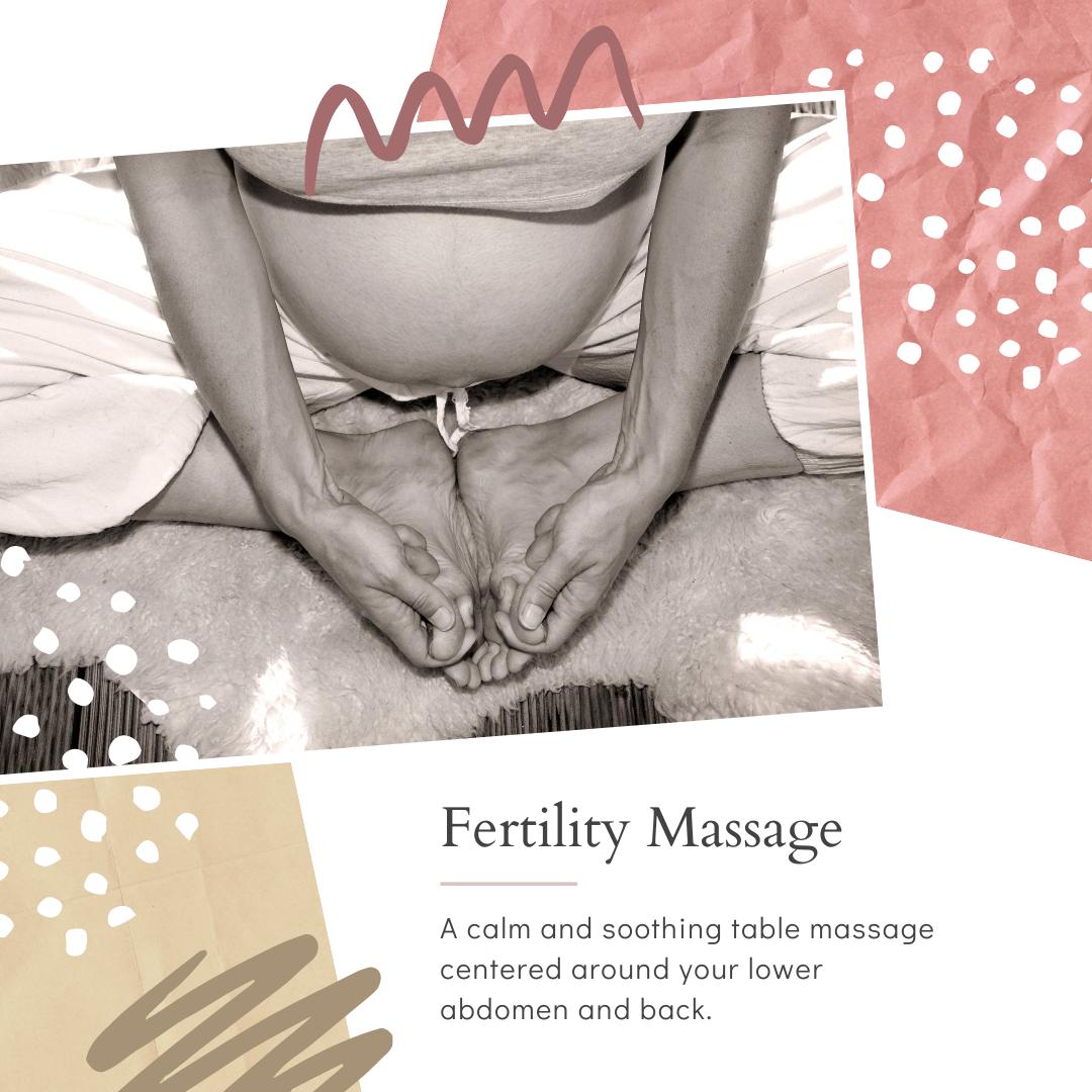 Fertility Massage