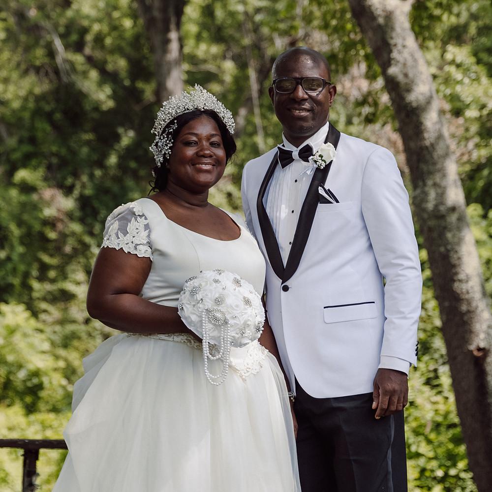 Mr & Mrs Ikem