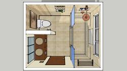 4079 Bath Floor Plan