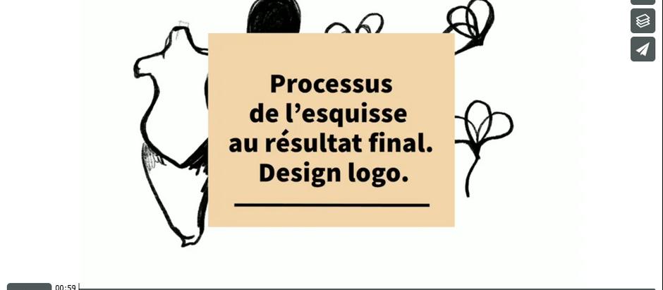 Découvrez le processus de création de mon logo Graine de naturopathie par MY !