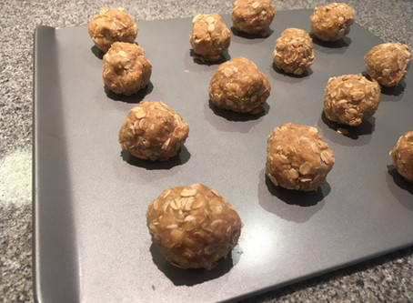 Something Old, Something New: My Take on the Anzac Biscuit