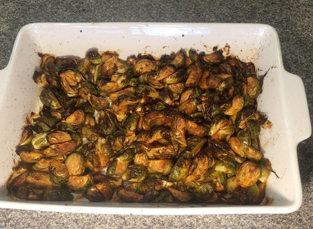 Weird and Wonderful Veg: BRUSSELS SPROUTS