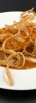 キングサーモンのソテー サングリアソース