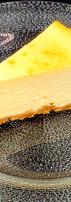 料理長こだわりのベイクドチーズケーキ
