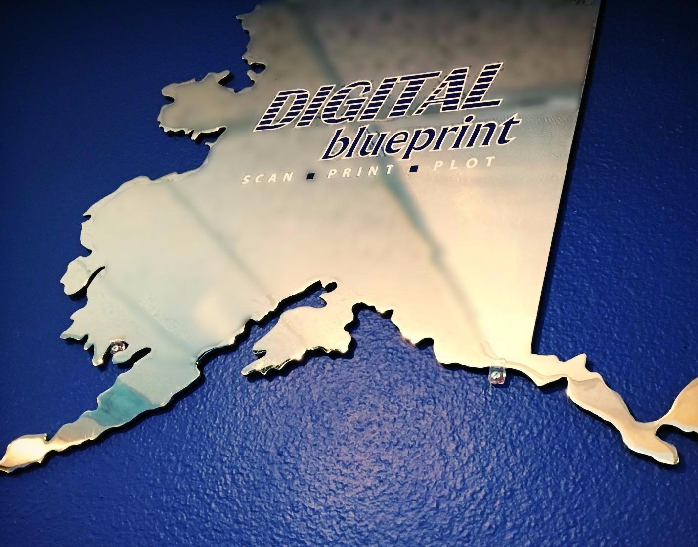 Printing service alaska digital blueprint malvernweather Choice Image