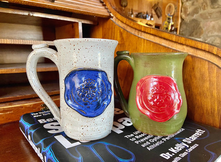 Local Pottery Fundraiser