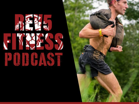 Podcast With Ryan Woods, DC : Spinal Health & Spartan Races
