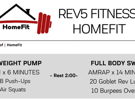 SWEAT ANYWHERE!!! Check Out This Free Home Workout.