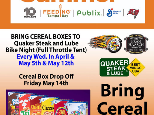 Cereal for summer !!