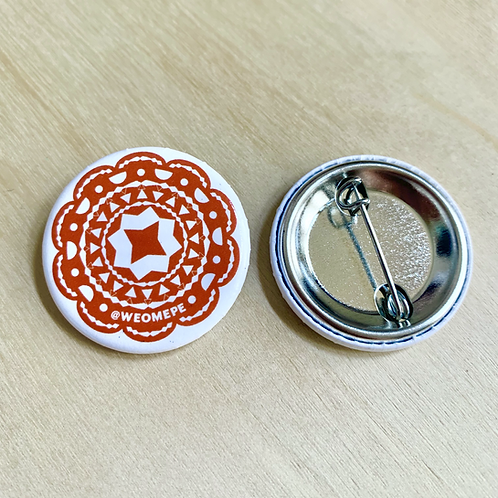 1- inch Button-Weomepe
