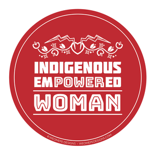 Indigenous Empowered Woman