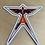 "Thumbnail: Scissortail 3"" Die-cut Magnet"