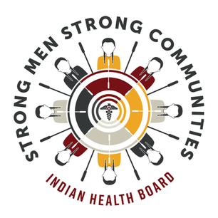 Strong Men Strong Communities Logo