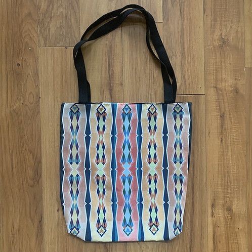 Tote bag - Sunbeam Dance
