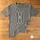 Thumbnail: Bright Midnight Sky - Unisex T-shirt - Grey