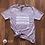 Thumbnail: Indigenous Empowered Woman - Unisex T-shirt - Lavender