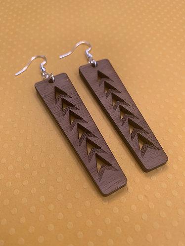 Long Wooden Arrow Drops