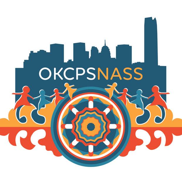 Oklahoma City Public Schools Native American Student Services (OKCPS NASS) Logo